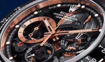 Rolex Daytona 'La Barrichello' Rose Gold by Artisans de Genève