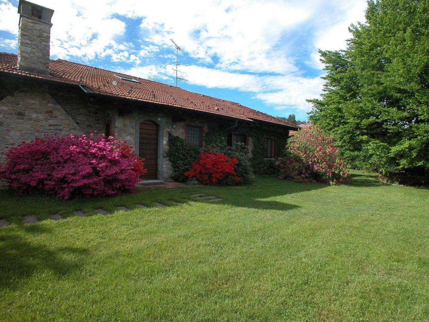 Country House in Lombardy, Italy 1