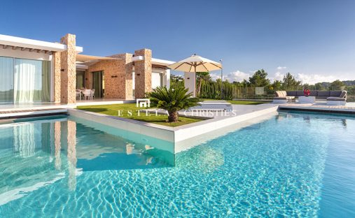 Villa in Sant Josep de sa Talaia, Balearic Islands, Spain