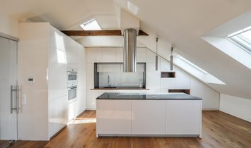 Penthouse with Unrivalled Views of Prague