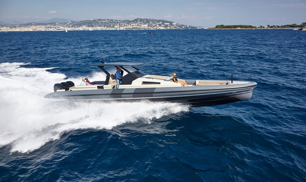 CHASER 500R 50' Chaser Yacht 2020