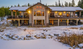 House in Big Sky Meadow Village, Montana, United States of America