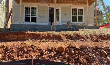 Stunning Craftsman Style New Construction In Chestatee