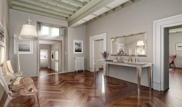 Redeveloped Masterpiece: The Ambassador Executive Apartment In The Heart Of Rome