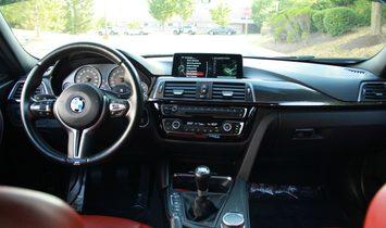 2016 BMW M3 Sedan 4D