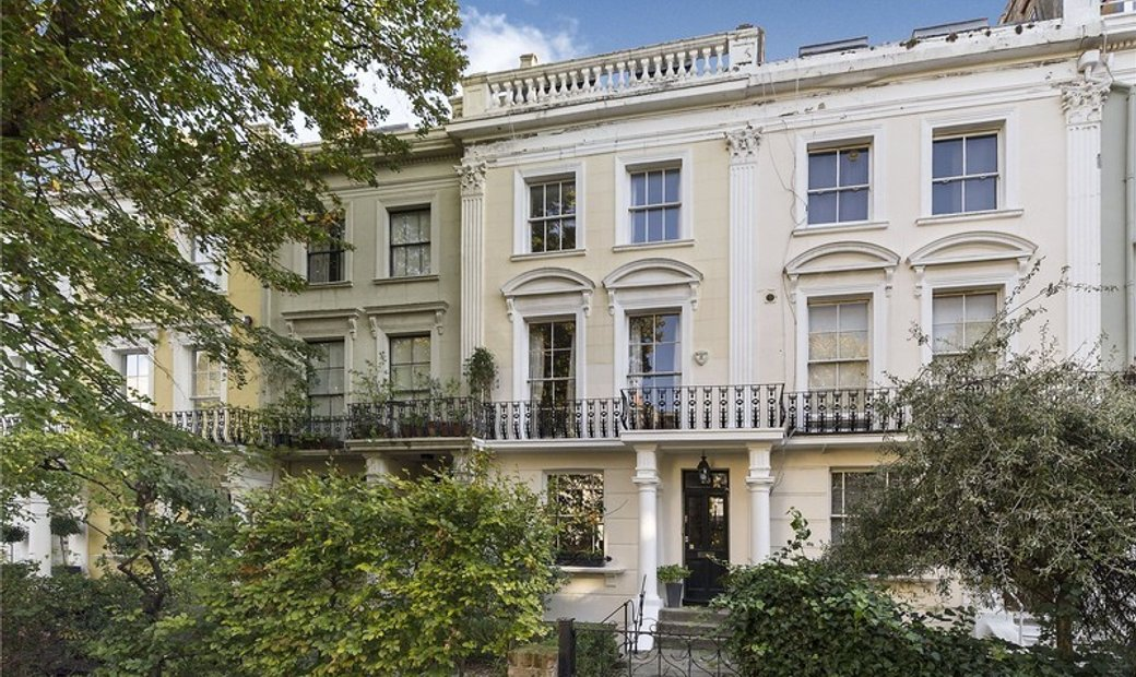 Sutherland Place, Notting Hill, W2