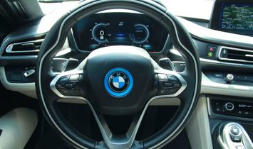 2015 BMW i8 Coupe 2D