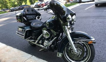 2001 Harley-Davidson FLHTCUI Ultra Classic EG