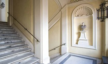 Redeveloped Renaissance: The Garden Apartment In The Heart Of Rome