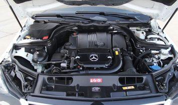 2014 Mercedes-Benz C-Class C 250 Sport Sedan 4D