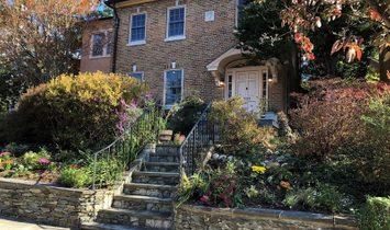 Detached, Single Family - WASHINGTON, DC