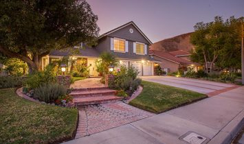 5715 EMERSON Court, Agoura Hills, CA 91301 MLS#:219013549