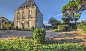 Wine Owned Property And Castle 15 Minutes From The Beaches Of The Mediterranean