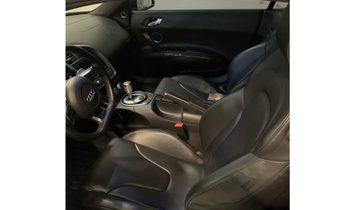 2011 Audi R8 5.2 Quattro Coupe 2D