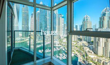 Full Marina View   2 Bed + Maid   Call Rennie