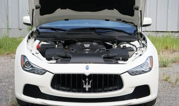 2014 Maserati Ghibli Sedan 4D