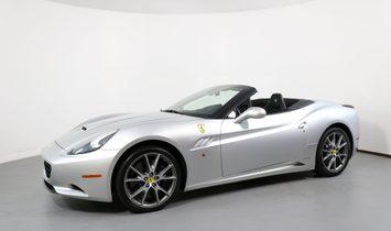 2011 Ferrari California 2dr Conv