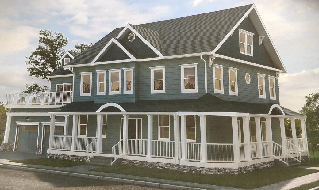 New Construction at the Jersey Shore