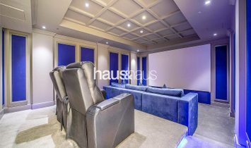 Furnished Ultra-Luxury Mansion with basement