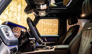 MERCEDES-BENZ G 63 AMG STRONGER THAN TIME
