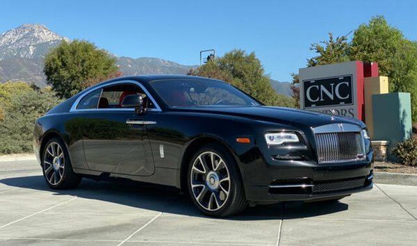 Rolls Royce Wraith For Sale >> 75 Rolls Royce Wraith For Sale On Jamesedition