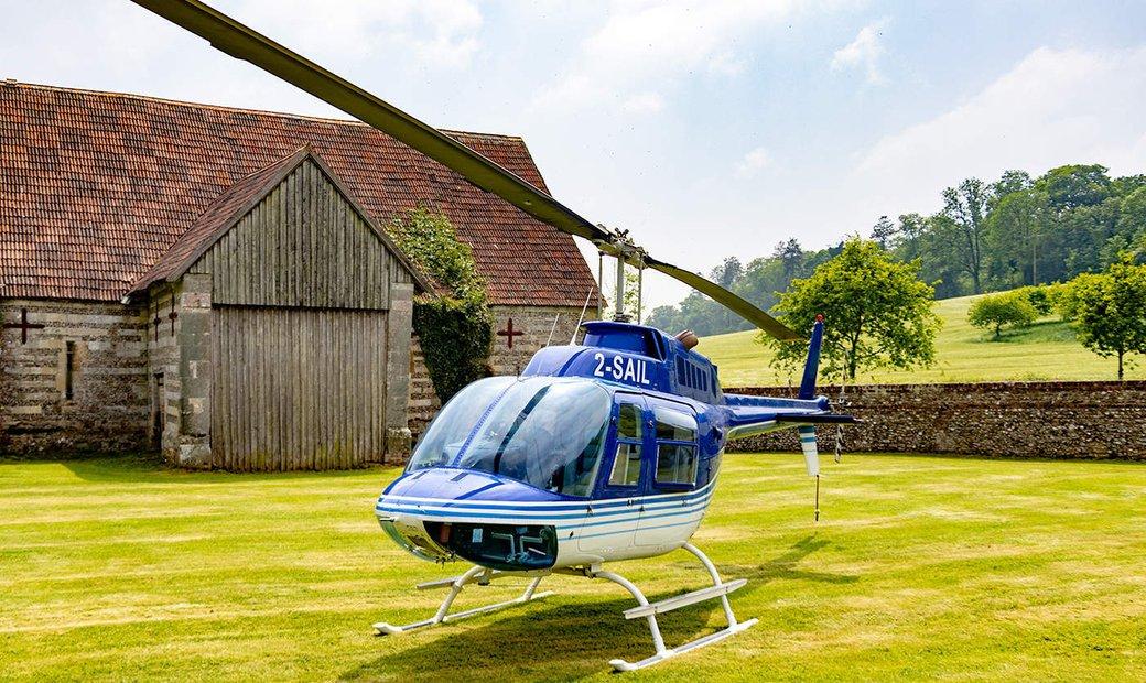 Agusta Bell 206B