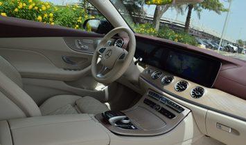 2017 Mercedes-Benz E 400