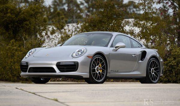 11 Porsche 911 Turbo S For Sale On Jamesedition
