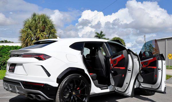 24 Lamborghini Urus For Sale On Jamesedition