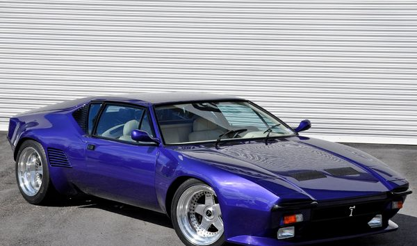 Ford Pantera For Sale >> 1 De Tomaso Pantera For Sale On Jamesedition