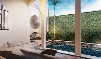 Casablanca Pool VIllas - New MedIterranean-Style ResIdences In Cape Yamu