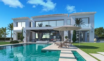 Villa in Estepona, Andalusia, Spain