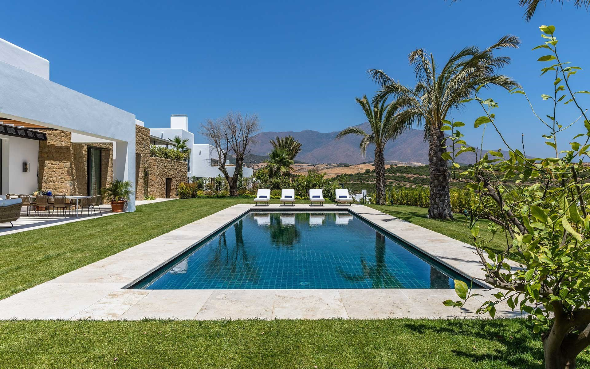 Villa in Casares, Andalusia, Spain 1