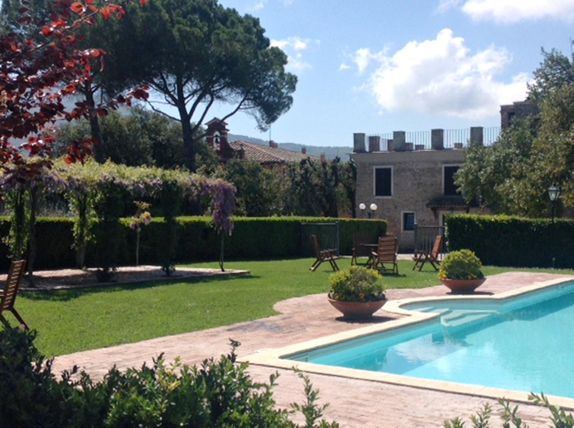 House in Castel Madama, Lazio, Italy 1