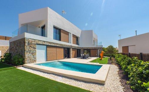 Villa in Finestrat, Valencian Community, Spain