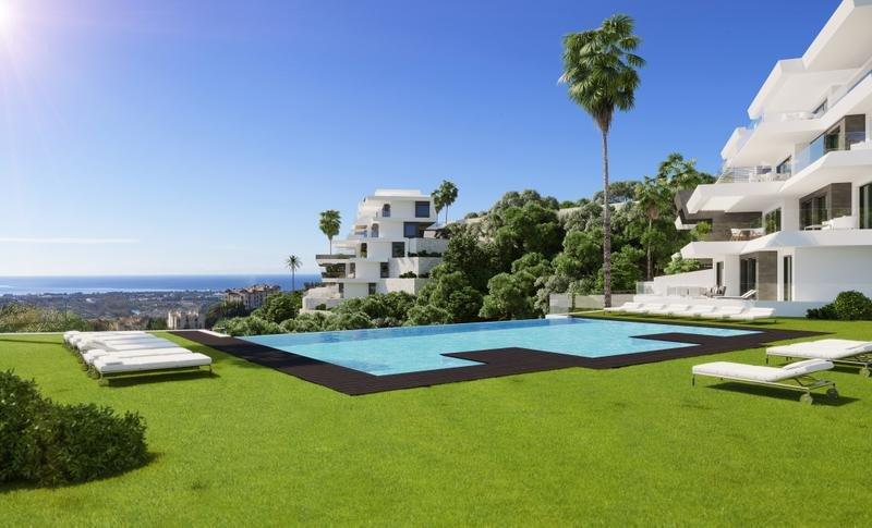 Apartment in Benahavís, Andalusia, Spain 1 - 10555036