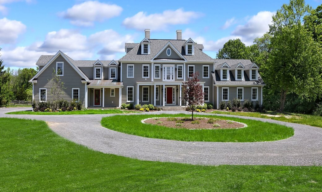 Every Amenity In This Spectacular Estate Style Home