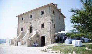 château à San Leo, Émilie-Romagne, Italie 1