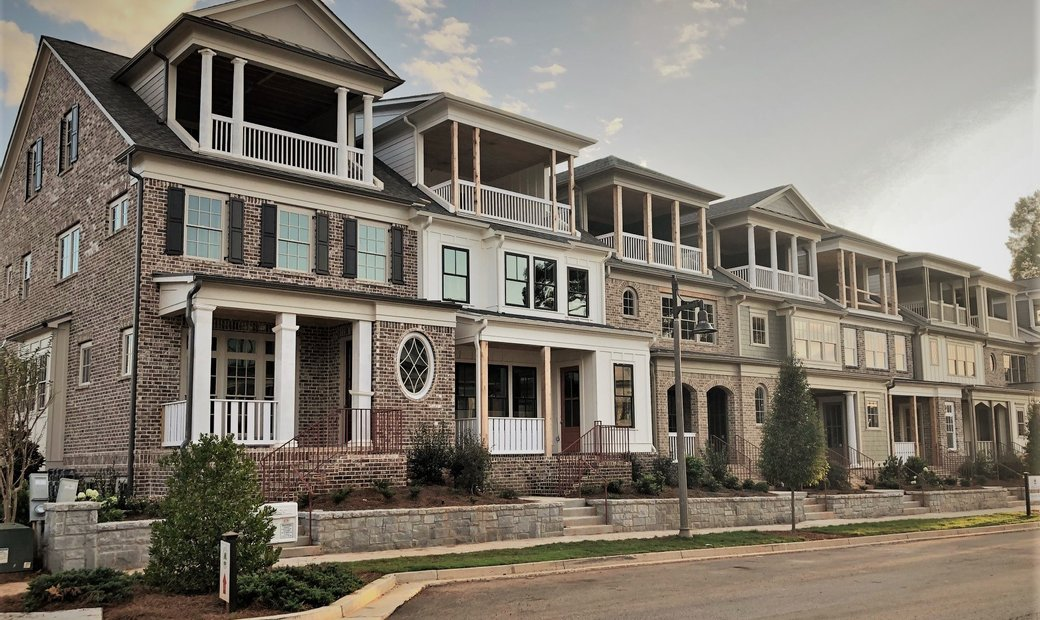 Luxury Four-story Townhome with Elevator