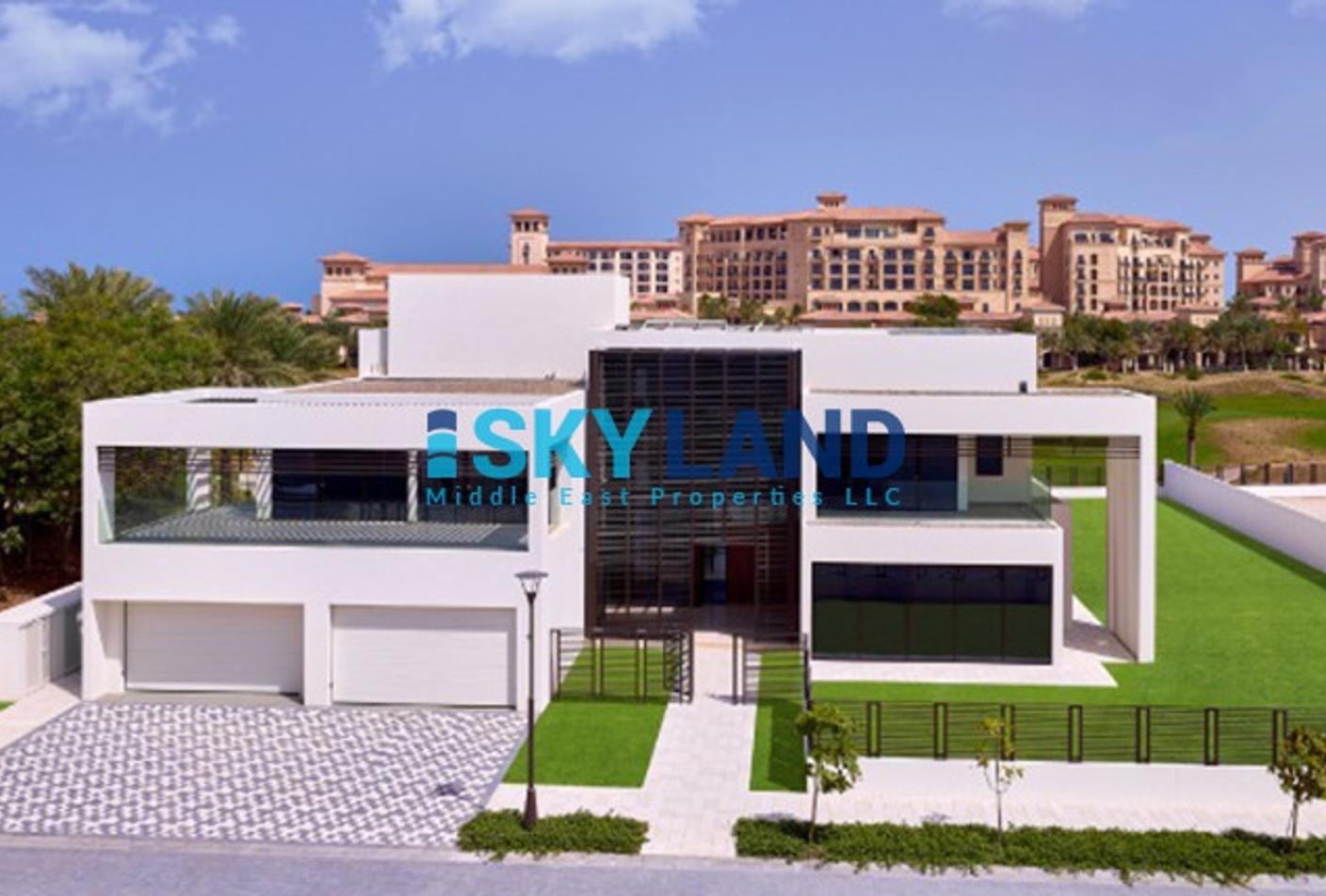 House in Al Sa'Diyat, Abu Dhabi, United Arab Emirates 1