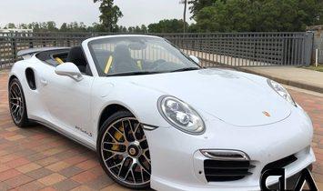 Porsche 911 Turbo S cabriolet $210,280 MSRP!