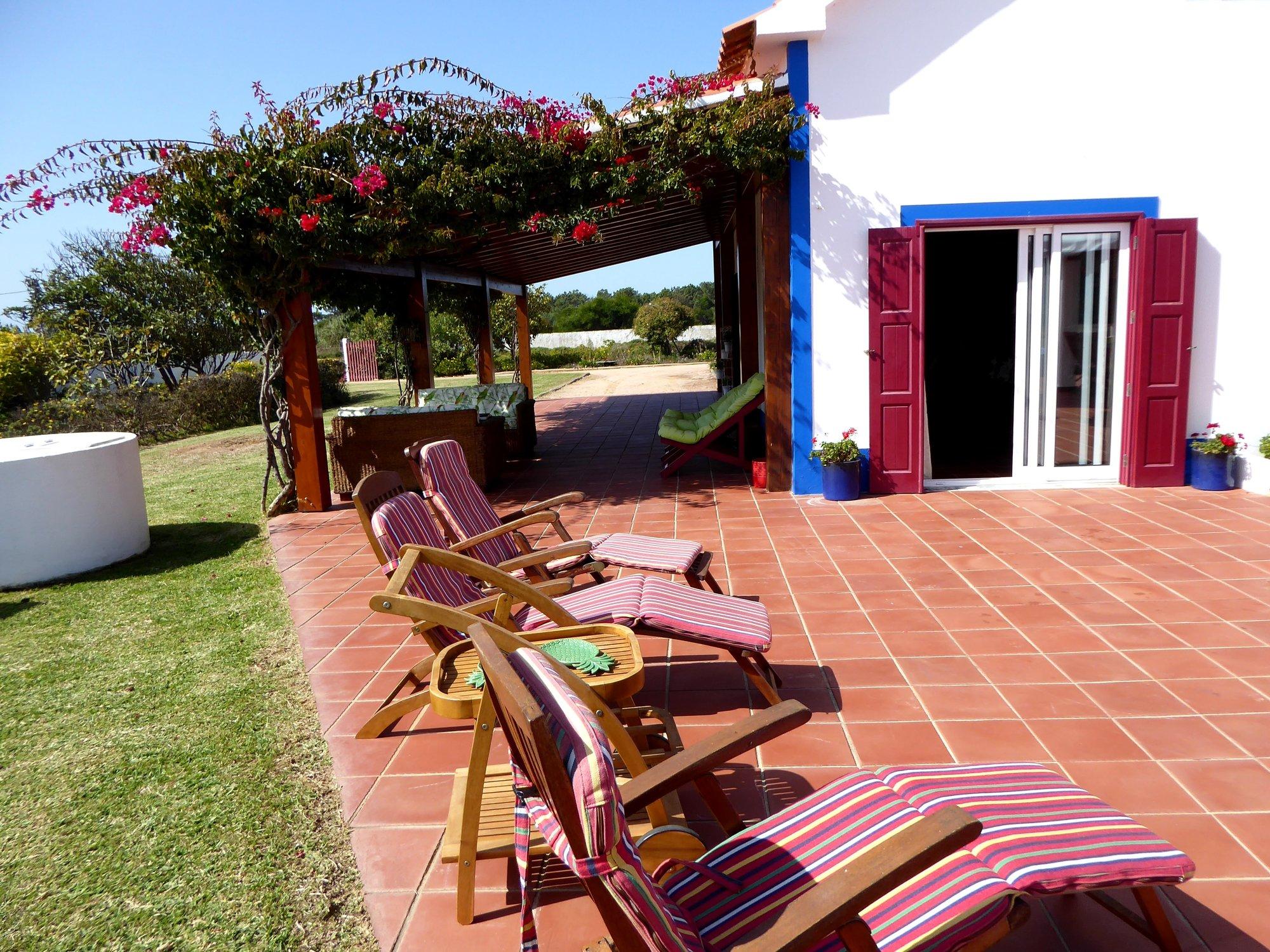 Villa in Odemira, Beja District, Portugal 1