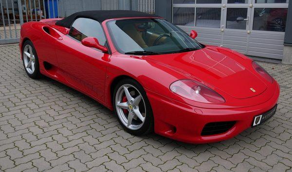 8 Ferrari 360 Spider For Sale On Jamesedition
