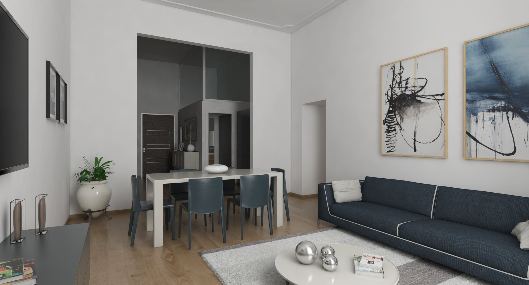 Apartment in Bologna, Emilia-Romagna, Italy 1