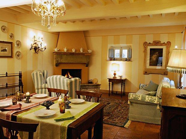 Country House in Cortona, Tuscany, Italy 1