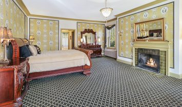 Majestic Vintage Colonial