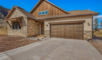 New 3 Bedroom Home In Aspen Glen