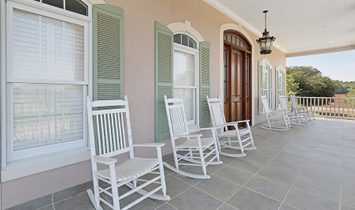Georgia Ranch with Luxury Home For Sale