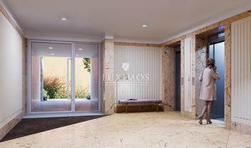 NEW 2-BEDROOM APARTMENT, TERRACE WITH GREEN AREAS, PORTO, PORTUGAL