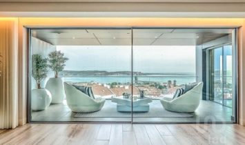 Apartament with wonderful sea and river views in luxury condo
